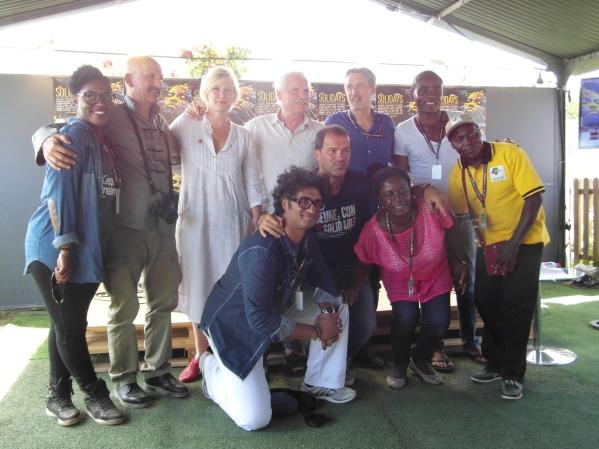 Conférence de presse bilan des Solidays 2015